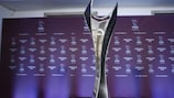 Трофей женского ЕВРО по футзалу