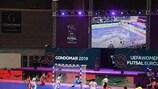 Where to watch UEFA Women's Futsal EURO