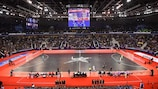 Where to watch the UEFA Futsal Champions League finals