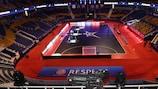 Übertragungen der UEFA Futsal Champions League