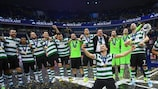 Sporting CP won the 2018/19 title