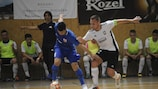 Anfitriões dos mini-torneios da Futsal Champions League