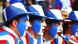 France fans witnessed their first UEFA European Under-18 Championship success in 1983
