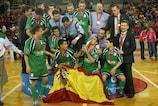 Interviú lleva el título a España