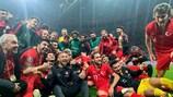 La Turchia si è qualificata a UEFA EURO 2020