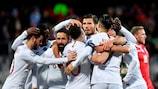 Portugal foi um dos apurados para a fase final