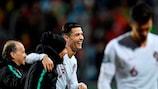 Cristiano Ronaldo ajudou Portugal a apurar-se para a fase final