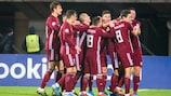 Highlights: Latvia 1-0 Austria