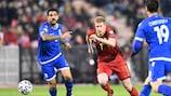 Highlights: Belgium 6-1 Cyprus