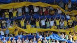 Swedish fans are expected to be out in force in 2013