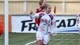 Manon Melis est de retour à Malmö