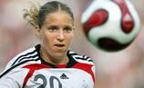 Petra Wimbersky glänzte 2000 für Deutschland