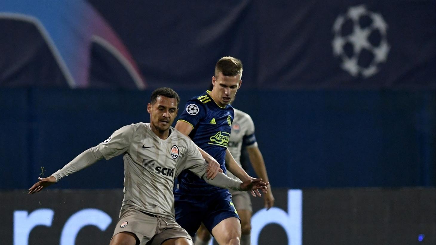 Matchday 4 Highlights Dinamo Zagreb 3 3 Shakhtar Donetsk Uefa Champions League Uefa Com
