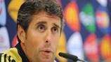Juan Ramon López Caro had been working as Spain's Under-21 coach