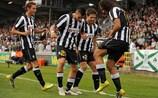 Amauri trascina la nuova Juventus
