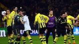 El Dortmund se medirá al sorprendente Málaga