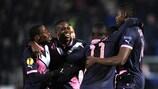 Bordeaux celebrate scoring