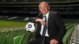 Le nouveau sélectionneur intérimaire de l'Irlande, Noel King