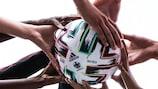 adidas unveils Uniforia official match ball for UEFA EURO 2020