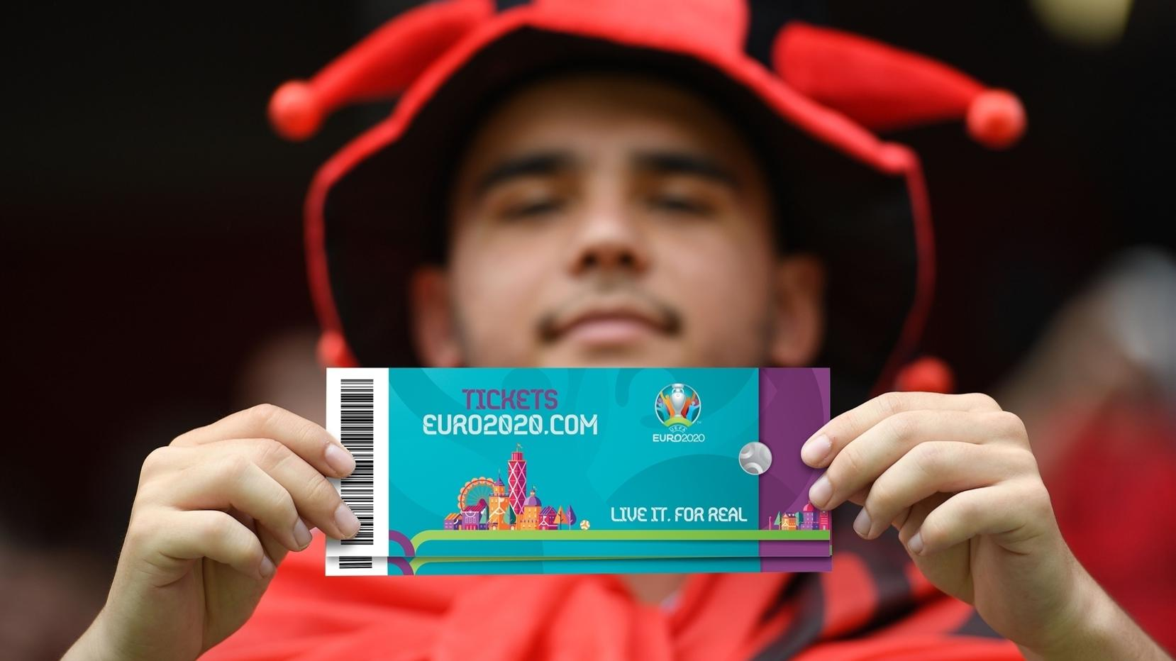 One million UEFA EURO 2020 tickets go on sale to fans of ...