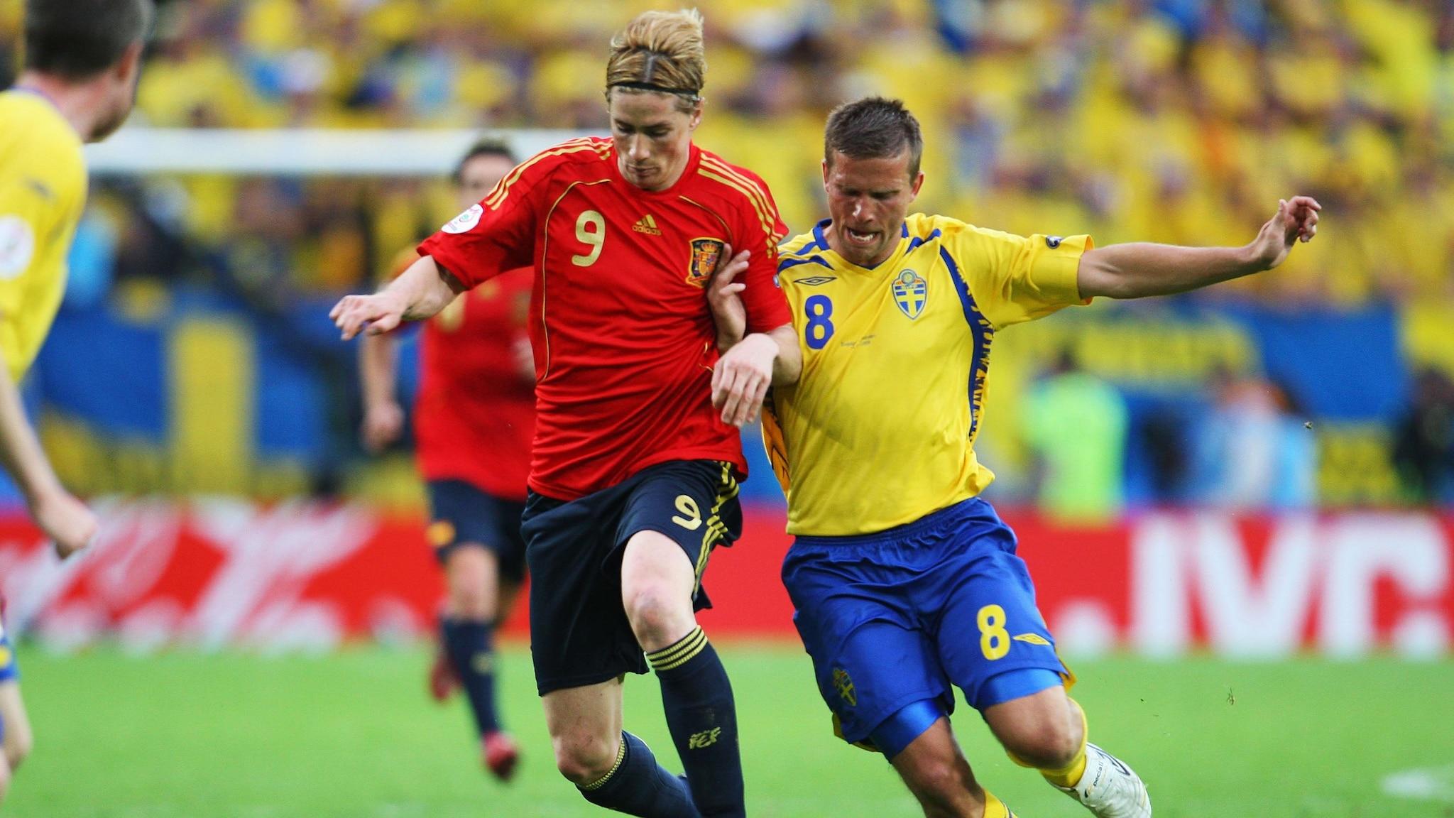 Mira cómo España superó a Suecia en 2008 | UEFA EURO 2020 | UEFA.com