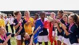 La Squadra del Torneo di UEFA Women's EURO U19