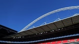 Wembley is slated to stage the final