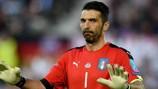 Nadie ha jugado más partidos de la EURO que Buffon