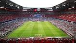 El Football Arena Munich