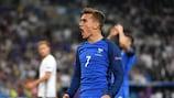 Antoine Griezmann: máximo goleador de la EURO 2016