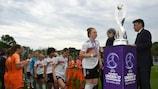 Сборная Германии выиграла ЧЕ-2019 в Болгарии
