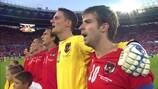 Austria national anthem: EURO 2008