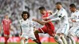 Real Madrid schaltete im Halbfinale 2017/18 die Bayern aus