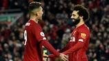 O Liverpool venceu 25 e empatou um dos 26 jogos já realizados na Premier League desta época