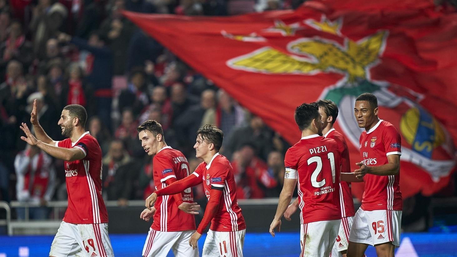 Factos Shakhtar Benfica Uefa Europa League Uefa Com