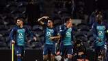 O FC Porto garantiu o apuramento na derradeira jornada da fase de grupos