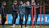 O Ajax prepara-se para defrontar o Valência