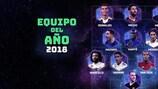 Revelado el Equipo del Año 2018 de los Aficionados de UEFA.com