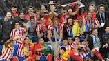 2009/10: Atlético crown historic campaign