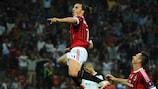 Seedorf e Nocerino ringraziano Ibrahimović