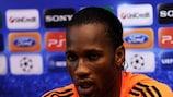 Didier Drogba pronto ad assumersi le sue responsabilità
