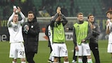 Wolfsburg a éliminé l'Inter en 8es de finale