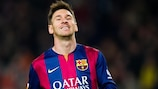 Lionel Messi had a record-breaking group stage