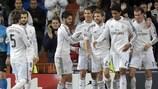 """""""Реал"""" одержал на групповом этапе шесть побед"""