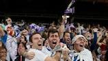 La pasión inundó Madrid