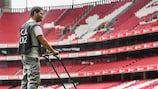 Tickets for the final at the Estádio do Sport Lisboa e Benfica are sold out