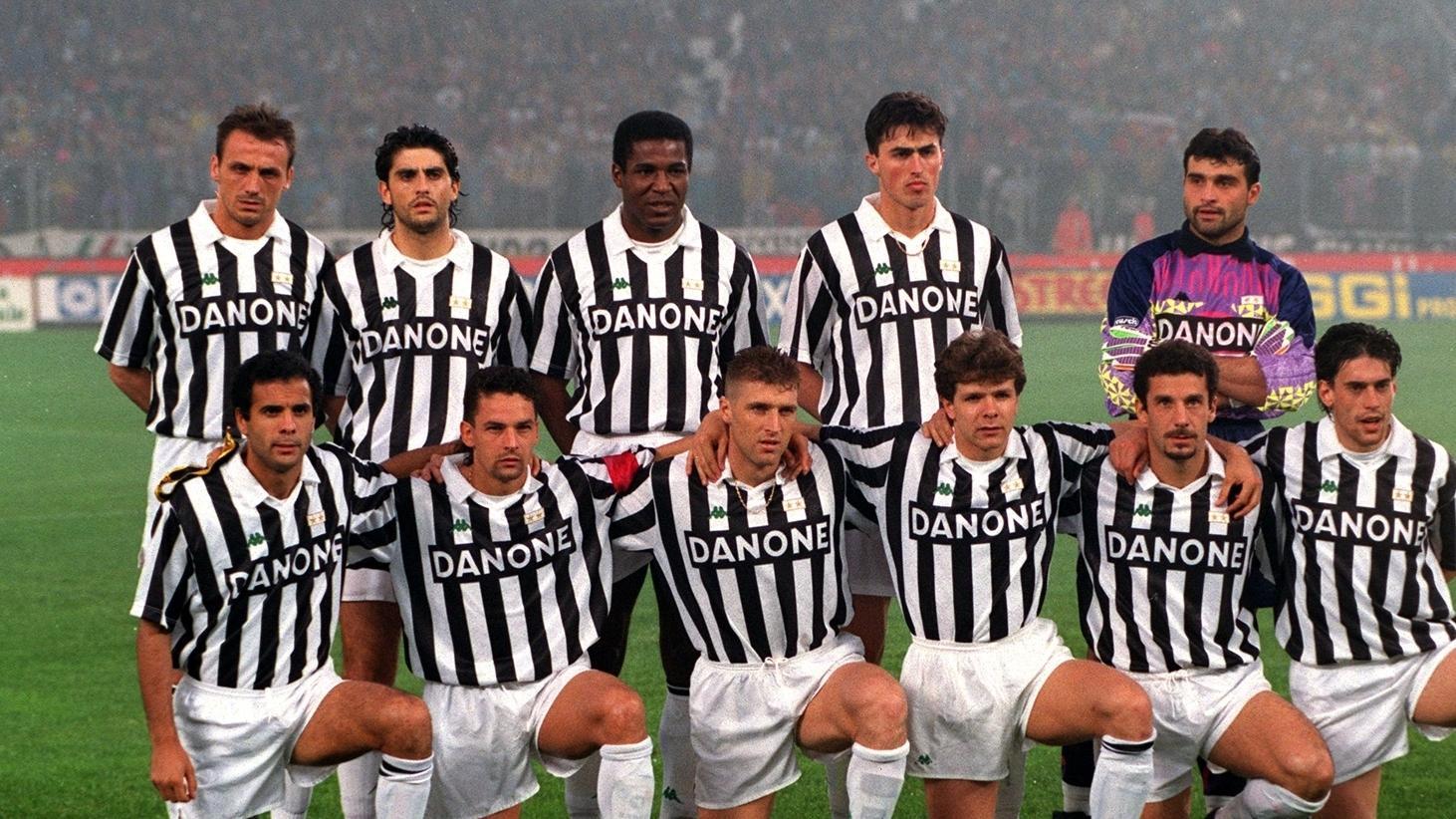 Juventus - Benfica: l'esempio del 1993 | UEFA Europa League | UEFA.com