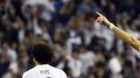 Karim Benzema jubelt über seinen Siegtreffer