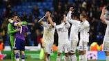 Ancelotti destaca la actitud del Madrid