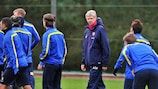 Arsenal brimming with belief for Bayern test